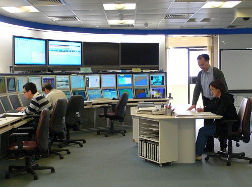 Figure 1     Observatory weather forecasting centre