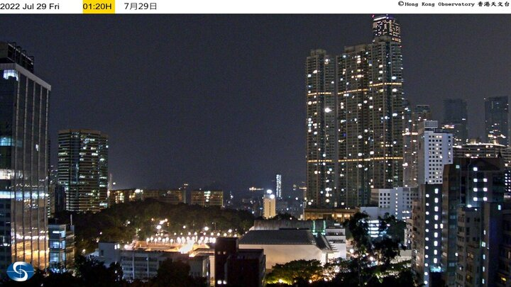 Tsim Sha Tsui West WebCam