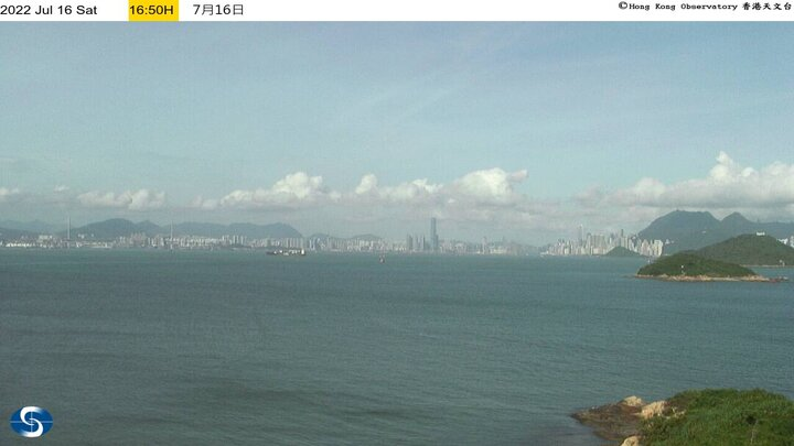 Hong Kong webcam - Peng Chau webcam, Hong Kong, Hong Kong