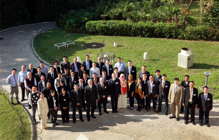 [Collaboration]Experts from China and ASEAN countries met in Hong Kong to further SIGMET coordination initiative