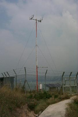 Sha Chau Automatic Weather Station
